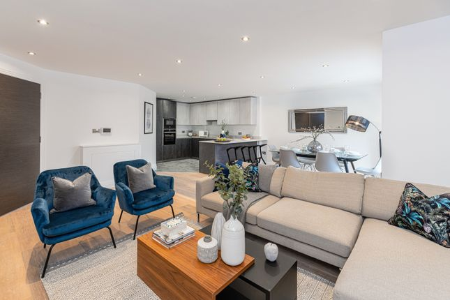 Thumbnail Flat for sale in Field End Road, Eastcote