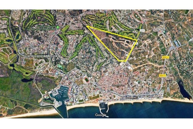 Thumbnail Land for sale in Quarteira, Loulé, Faro