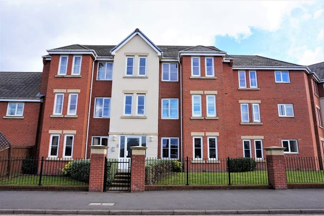 Thumbnail Flat for sale in Bridge Road, Coalville