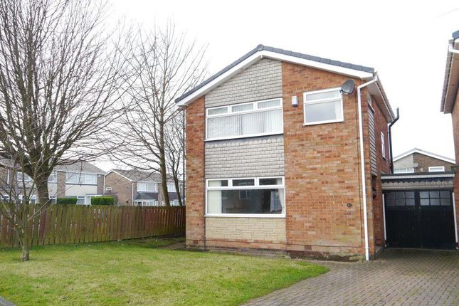 Thumbnail Property for sale in Chadderton Drive, Chapel House, Newcastle Upon Tyne