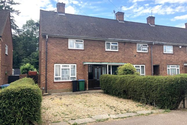 Thumbnail End terrace house to rent in Valley Rise, Watford