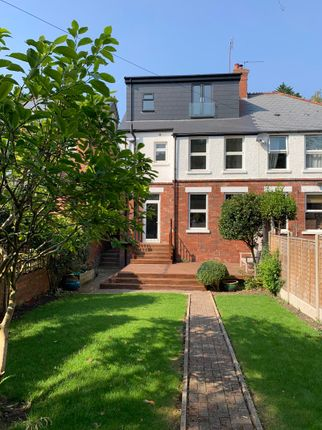 Thumbnail Semi-detached house for sale in Romilly Park Road, Barry