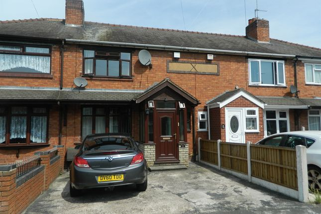 Thumbnail Terraced house for sale in Heathfield Lane West, Wednesbury
