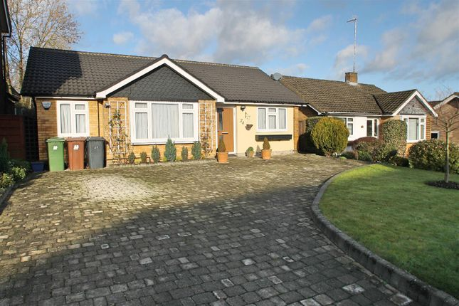 Thumbnail Detached bungalow for sale in Magnaville Road, Bushey Heath, Bushey