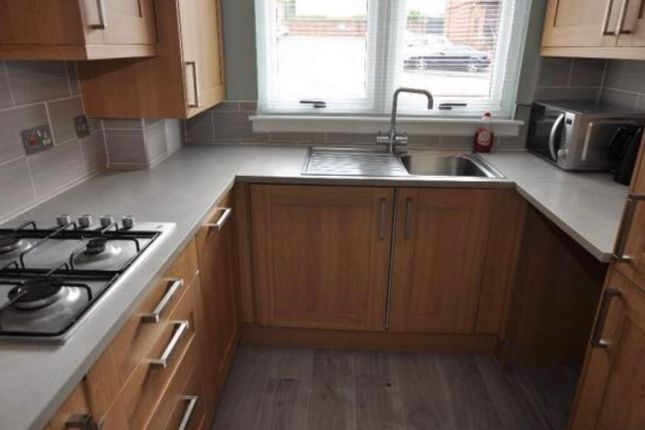 Kitchen of Clyde Street, Camelon FK1