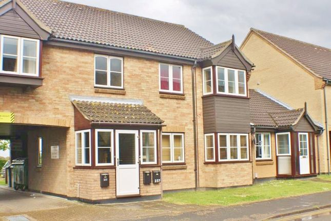 Thumbnail Flat for sale in The Paddocks, Old Catton, Norwich