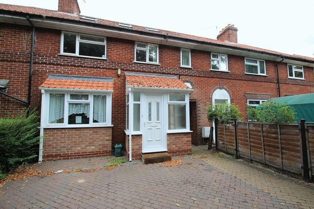 Thumbnail Terraced house to rent in Old Road, Headington, Oxford