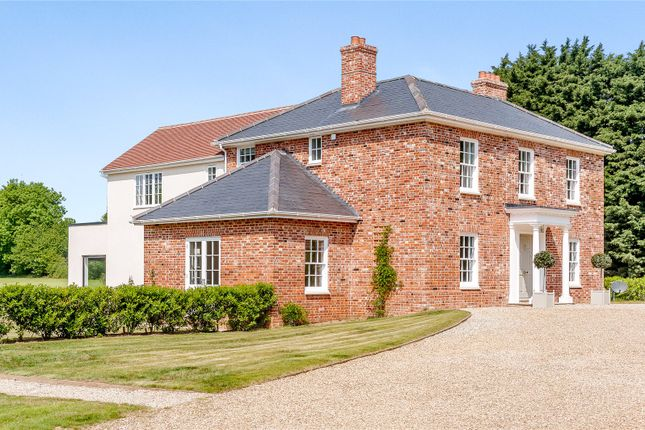Thumbnail Detached house for sale in Cawley Road, Nayland, Colchester