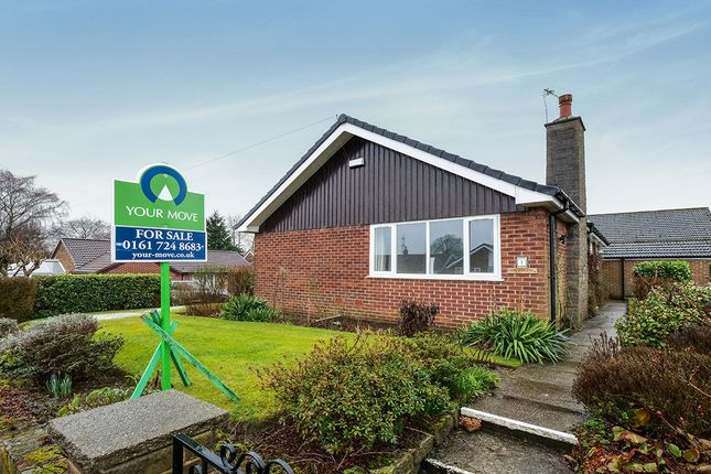 Thumbnail Bungalow for sale in Grindsbrook Road, Radcliffe, Manchester