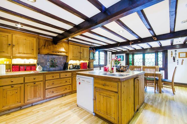 Thumbnail Detached house for sale in Woodhall Road, Pinner