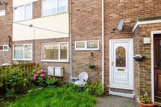 Thumbnail 1 bed flat for sale in Church Road, Blackhill, Consett