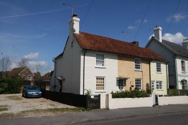 Thumbnail Detached house to rent in High Street, Bentley, Farnham