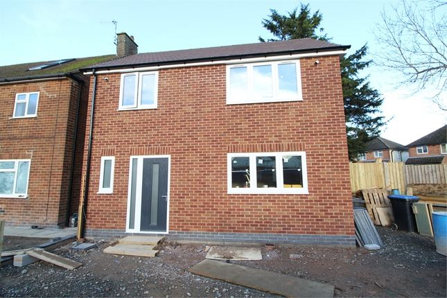 Thumbnail Detached house for sale in Wiclif Way, Lutterworth