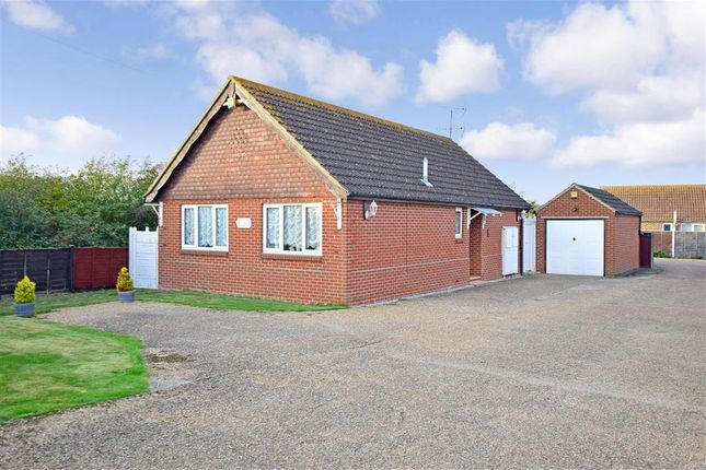 Thumbnail Detached bungalow for sale in Leysdown Road, Leysdown-On-Sea, Sheerness, Kent