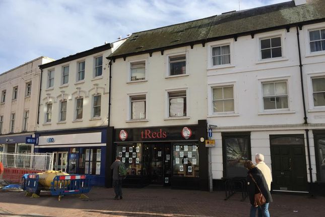 Thumbnail Retail premises for sale in Commercial Street, Hereford, Herefordshire