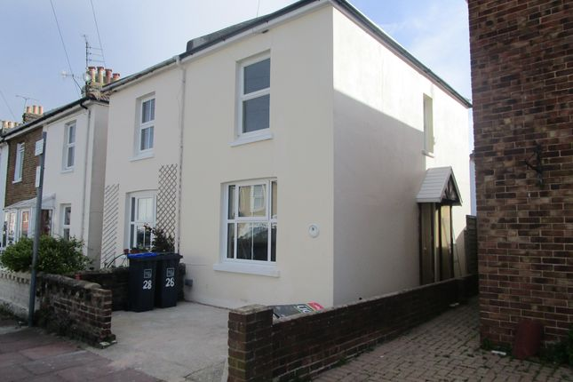 Thumbnail Property to rent in Cranworth Road, Broadwater, Worthing