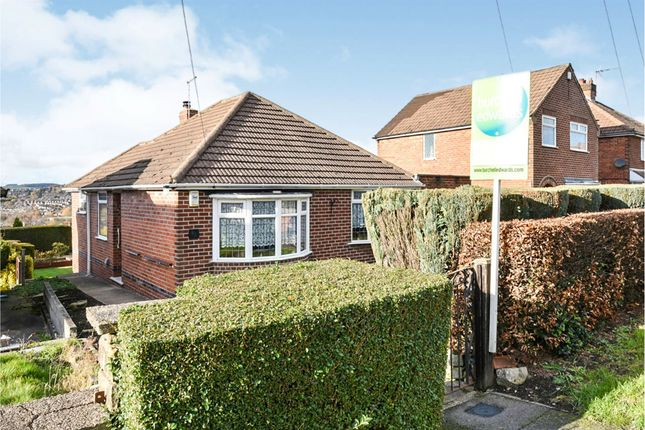 Thumbnail Detached bungalow for sale in Over Lane, Belper