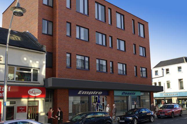 Thumbnail Studio to rent in Dane Street, Bedford