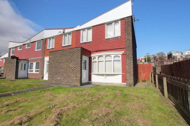 Thumbnail Terraced house for sale in Topcliffe Green, Gateshead