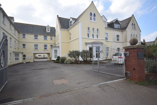 Thumbnail Flat to rent in Bay View Road, Northam, Devon
