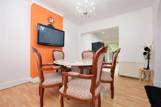 Terraced house for sale in Hartley Road, Croydon, Surrey
