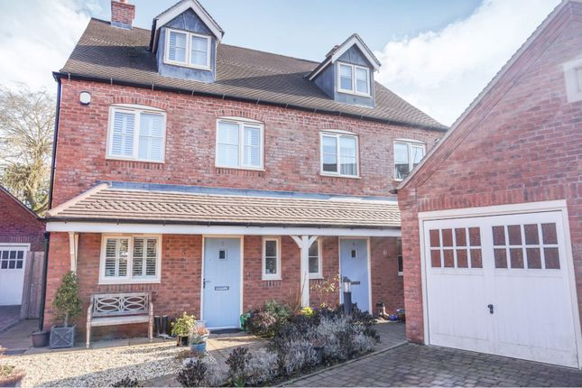 Thumbnail Semi-detached house for sale in Highgate Court, Pattingham