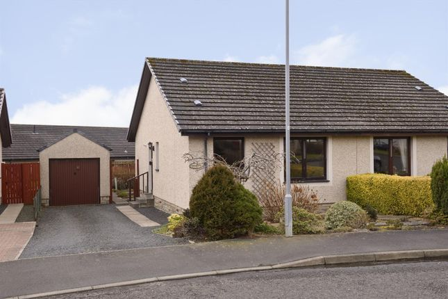Thumbnail Bungalow for sale in Bennecourt Drive, Coldstream