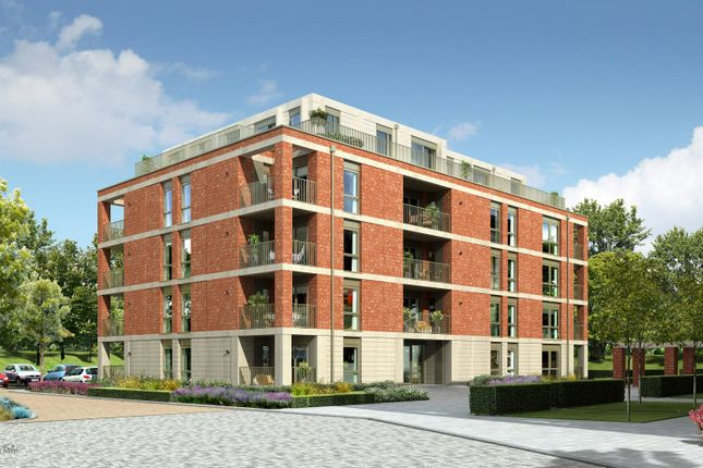 "Thumbnail Flat for sale in ""Harlequin Penthouse"" at Campleshon Road, York"
