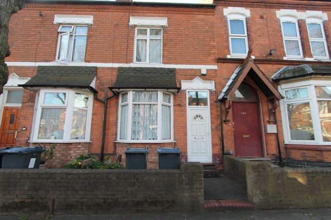 Thumbnail 2 bed terraced house for sale in Somerset Road, Birmingham