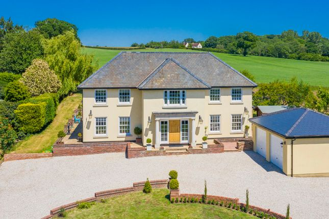 Thumbnail Detached house for sale in Bures Road, Nayland, Colchester