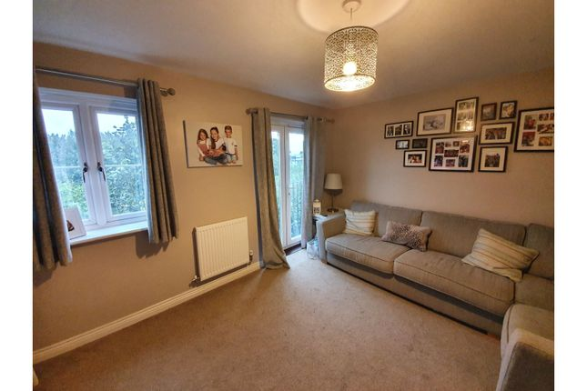 Living Room of Head Weir Road, Cullompton EX15