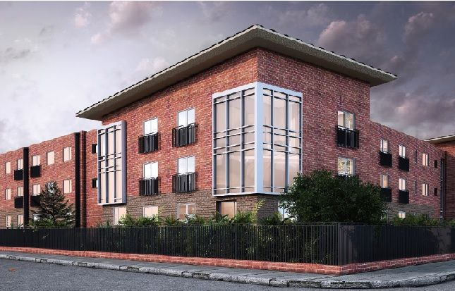Thumbnail Flat for sale in Lower Broughton Road, Salford