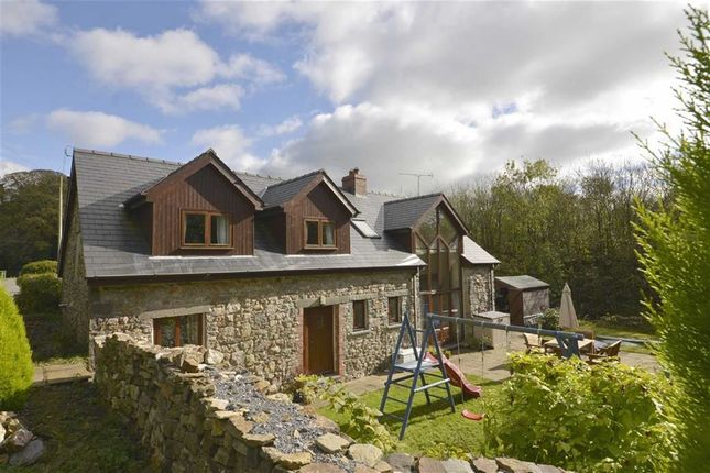 Thumbnail Property for sale in Orchard View, Old Amroth Road, Llanteg, Pembrokeshire