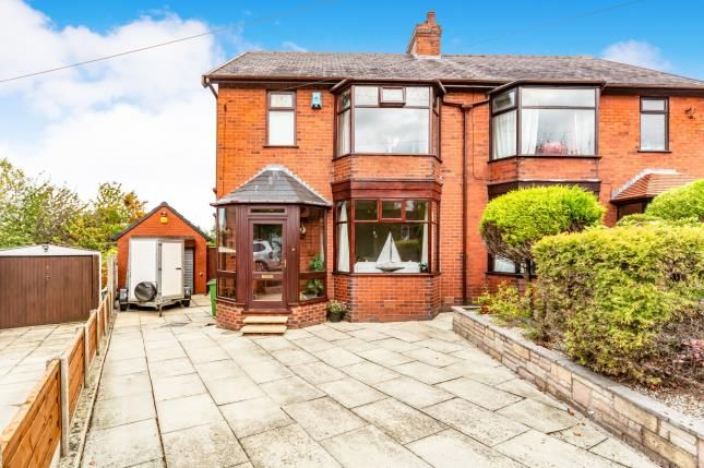 Thumbnail Semi-detached house for sale in St. Marys Avenue, Deane, Bolton, Greater Manchester