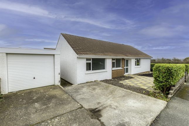 Thumbnail Bungalow for sale in Haven Park Drive, Haverfordwest