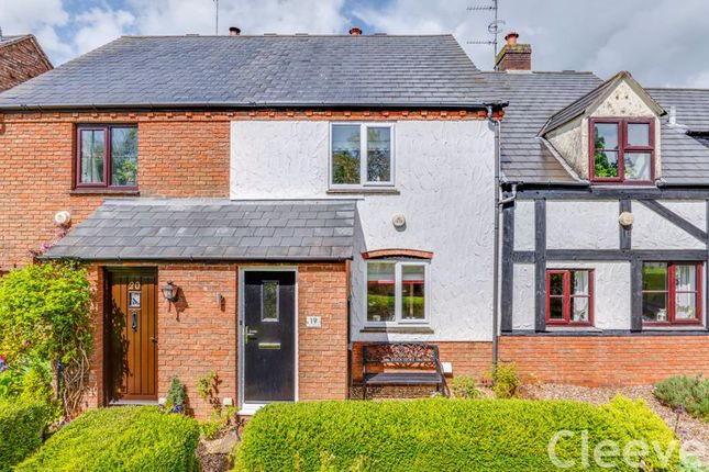 2 bed terraced house for sale in Green Meadow Bank, Bishops Cleeve, Cheltenham GL52
