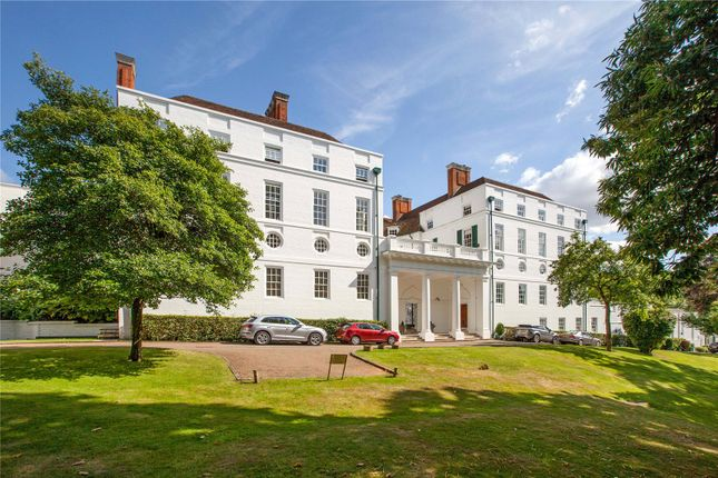 Thumbnail Flat for sale in Nashdom Abbey, Nashdom Lane, Burnham, Buckinghamshire