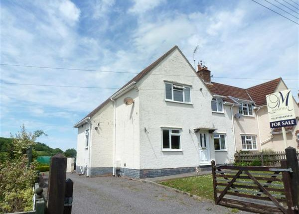 Thumbnail Semi-detached house for sale in South Croft, Winscombe, Winscombe