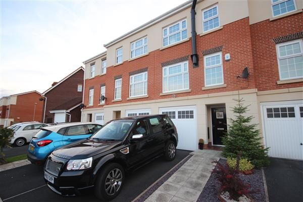 Thumbnail Mews house for sale in Emerald Way, Milton, Stoke-On-Trent