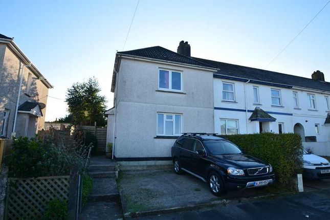 3 bed end terrace house for sale in Trelissick Road, Falmouth TR11