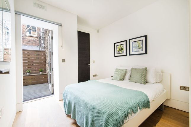 Thumbnail Flat to rent in Flat 4, 20 Romilly Street, London