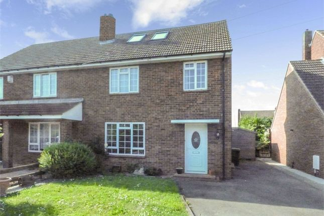 Thumbnail Semi-detached house for sale in Wellington Road, Shortstown, Bedford