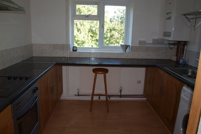 Thumbnail Maisonette to rent in Northfields, Norwich