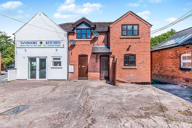 Thumbnail Flat to rent in Small Lane, Eccleshall, Stafford