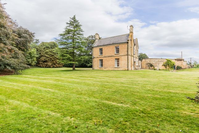 Thumbnail Detached house for sale in The Grange, Harthill Road, Thorpe Salvin, Worksop, Nottinghamshire
