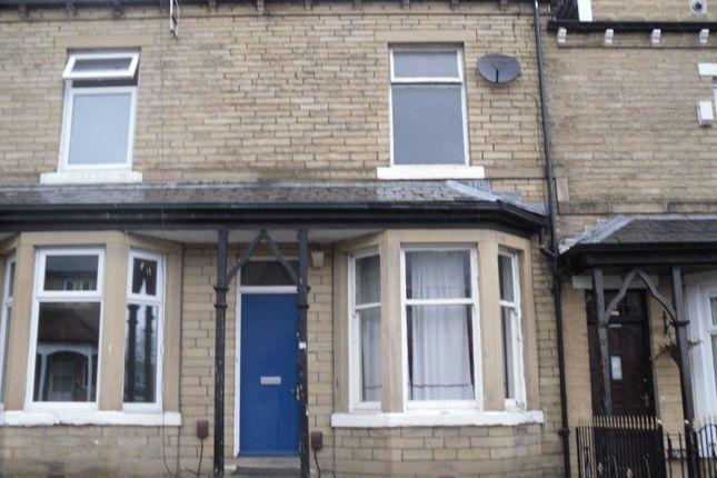 Thumbnail Terraced house to rent in Ellercroft Terrace, Bradford, West Yorkshire