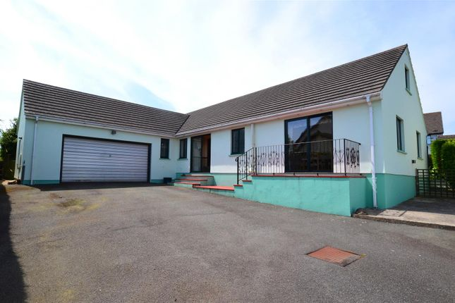 3 bed detached bungalow for sale in Coram Drive, Neyland, Milford Haven