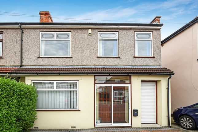 Thumbnail Semi-detached house for sale in Dallin Road, Bexleyheath