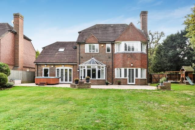 Thumbnail Detached house for sale in Iver, Buckinghamshire