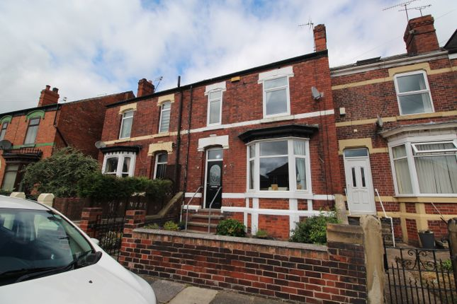 Thumbnail Terraced house for sale in New Station Road, Swinton, Mexborough
